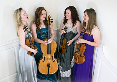 The Wedding String Quartet - String Quartet, Trio & Duo