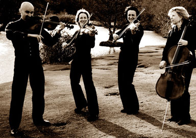 The Malvern Quartet - String Quartet