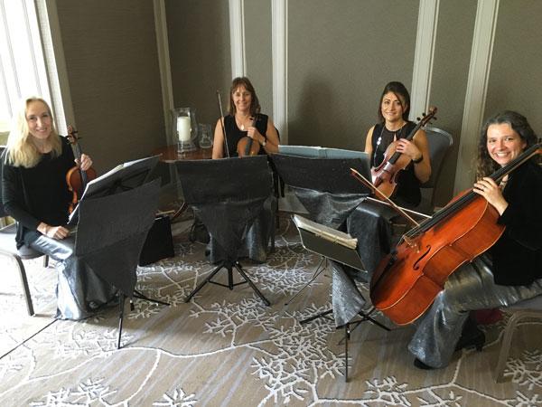The Aberdeen String Ensemble - String Quartet
