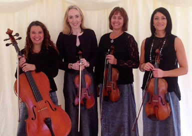 The Aberdeen String Ensemble - String Quartet