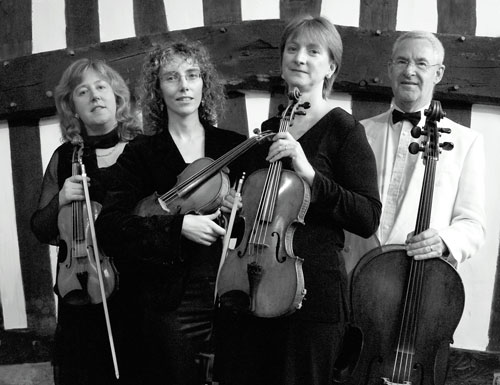 The Leicestershire String Quartet - String Quartet, Trio & Duo