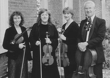 The Leicestershire String Quartet - String Quartet, Trio & Duo