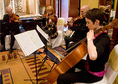 Glasgow Strings - String Quartet & Trio