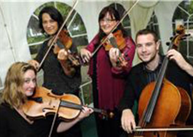 The Birmingham String Quartet - String Quartet & Trio