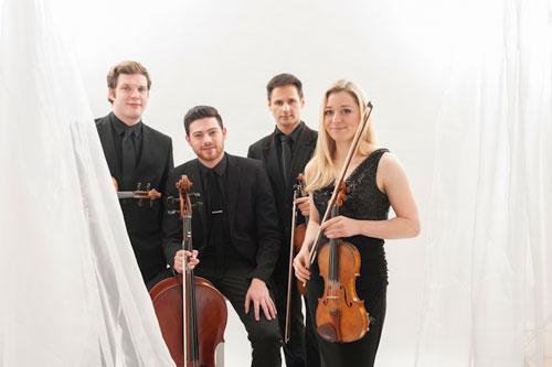 The Manchester Bollywood String Quartet - Bollywood String Quartet