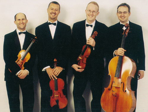 Sheldon Strings - String Quartet