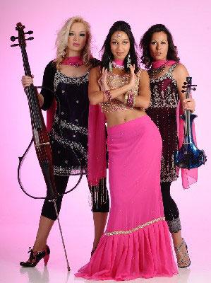 Coco Bollywood - Bollywood String Duo / Trio