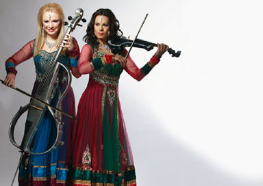 Coco Bollywood - Bollywood String Duo / Trio