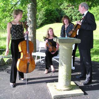 The Lancaster String Ensemble - String Quartet