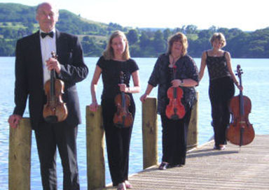 The Lancaster String Ensemble - String Quartet
