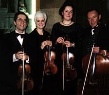 The Leeds String Quartet - String Quartet