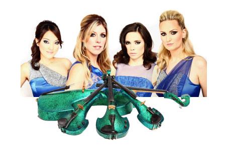 Inferno Strings - Electric String Quartet