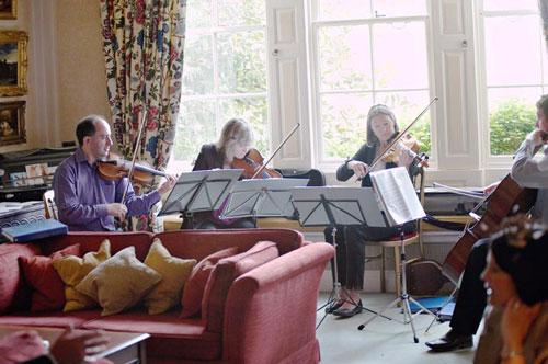The Brighton String Quartet - String Quartet