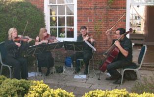 The Bell String Quartet - String Quartet