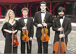 The Cardiff String Ensemble - String Quartet & Trio