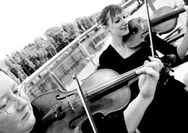 The Cardiff String Ensemble - String Quartet & Trio
