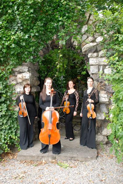 The Dublin String Ensemble - String Quartet