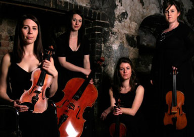 The Dublin String Ensemble - String Quartet