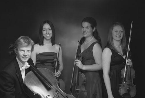 The Avilion Quartet - String Quartet