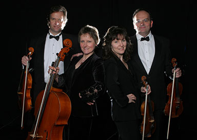 The Waldon Ensemble - String Quartet