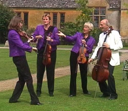 The Cheltenham String Quartet  - String Quartet