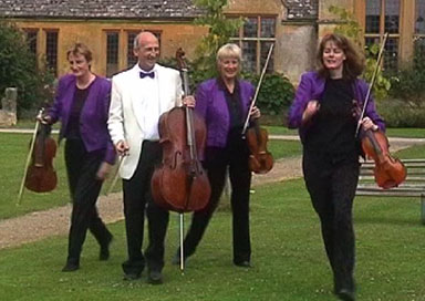 The Cheltenham String Quartet  - String Quartet