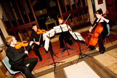 Dorset Strings - String Quartet & Trio