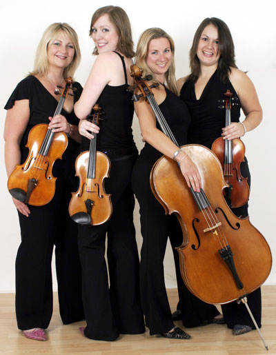 The Morris String Quartet - String Quartet & Trio