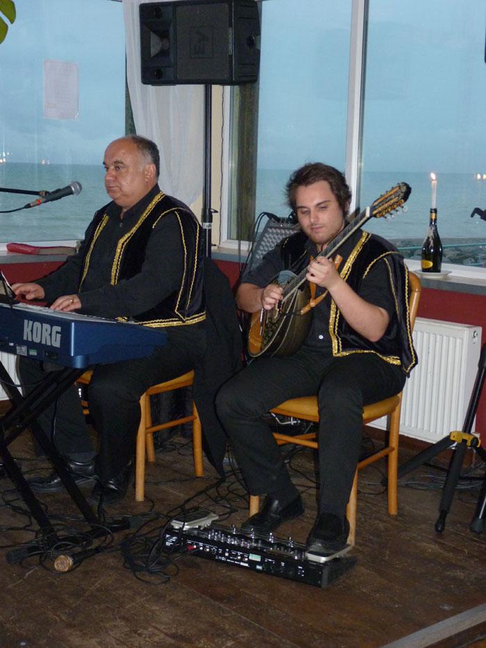 Apollo Greek Band - Greek Band with Dancer