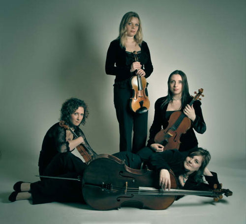 The Xenia String Ensemble  - String Quartet, Trio & Duo