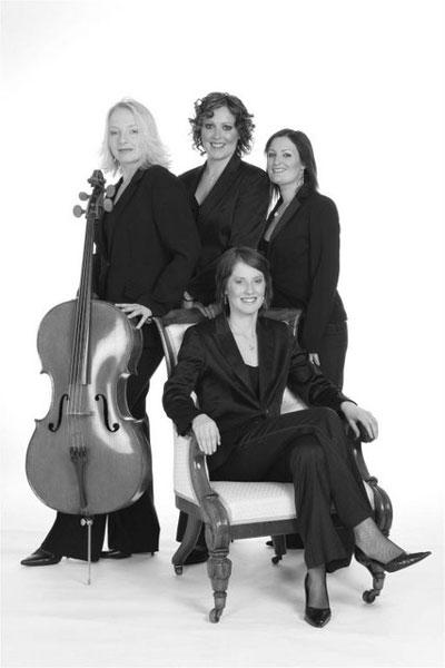 The Chaminade String Quartet - String Quartet