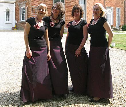 The Barber Ensemble - String Quartet