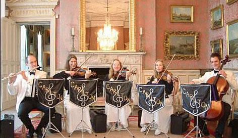The Rondo Ensemble - String Quartet/Trio with Flute