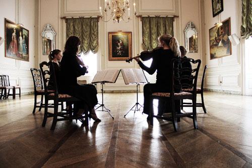 The Seasons Quartet - String Quartet & Trio