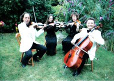 Serenade Strings - String Quartet