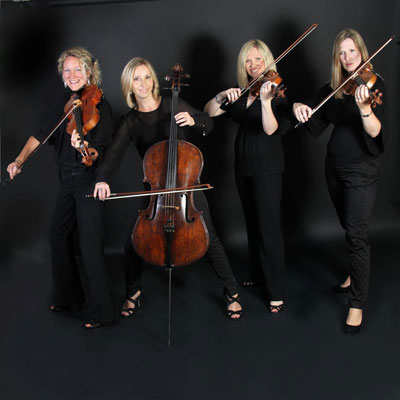 Gold Strings - String Quartet