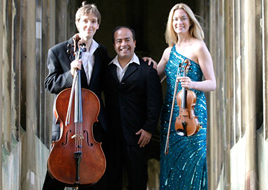 Trio Tango - Violin, Cello & Piano Trio