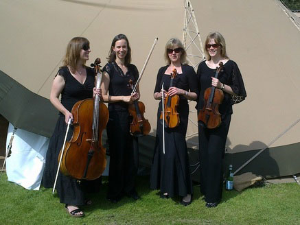 The Harrogate String Quartet - String Quartet