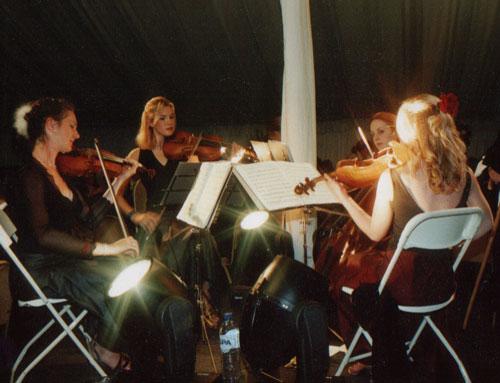 The Williams Quartet - String Quartet
