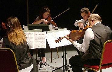 The St George Quartet - String Quartet