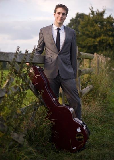 Andrew Peterson - Classical Guitarist