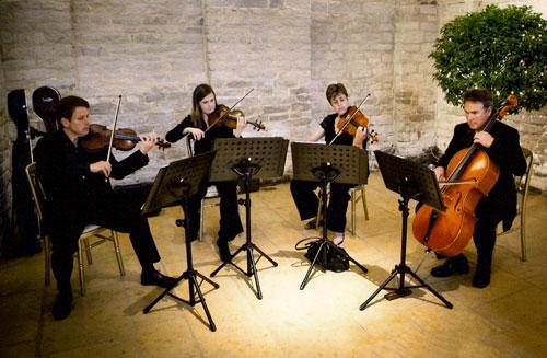 The West Sussex String Quartet - String Quartet