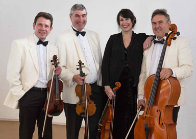 The West Sussex String Quartet - String Quartet
