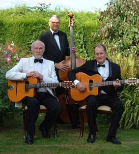 The Norfolk Gypsy Swing Band - Gypsy Swing Group