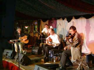 The Bath Gypsy Swing Band - Gypsy Swing Duo / Group