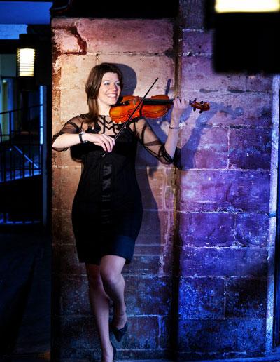 Karen Street - Solo Electric Violinist