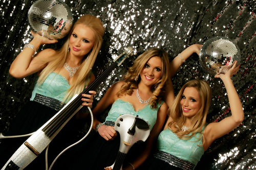 Coco Strings - Electric String Trio