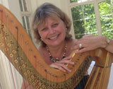 Sarah Sharp - Harpist