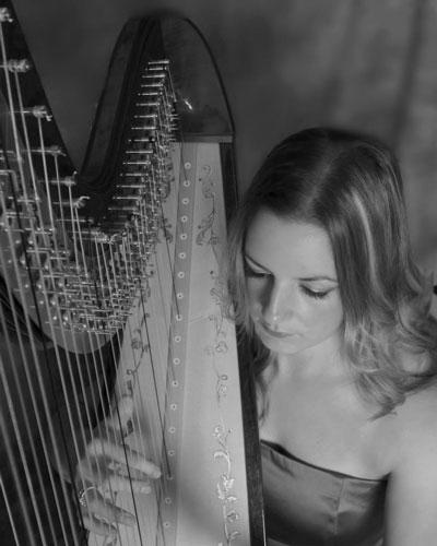 Jemima Woods - Harpist