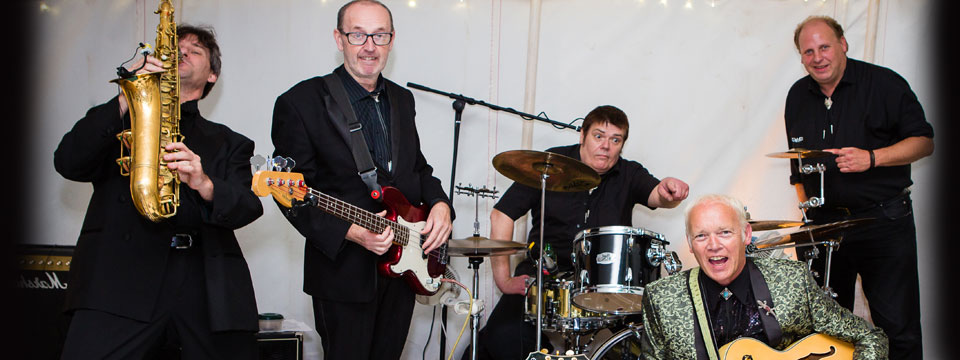 50s band hire